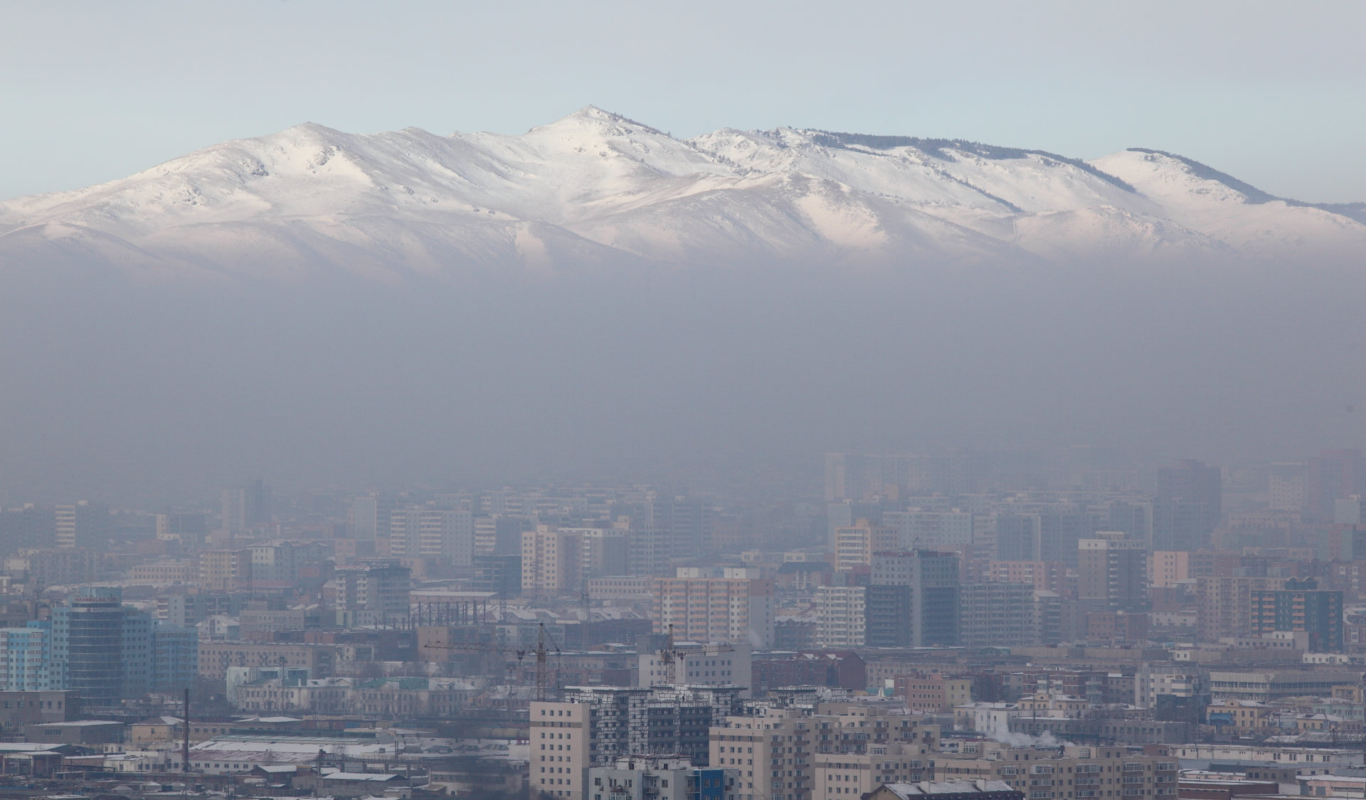 Mongolia: Air Pollution