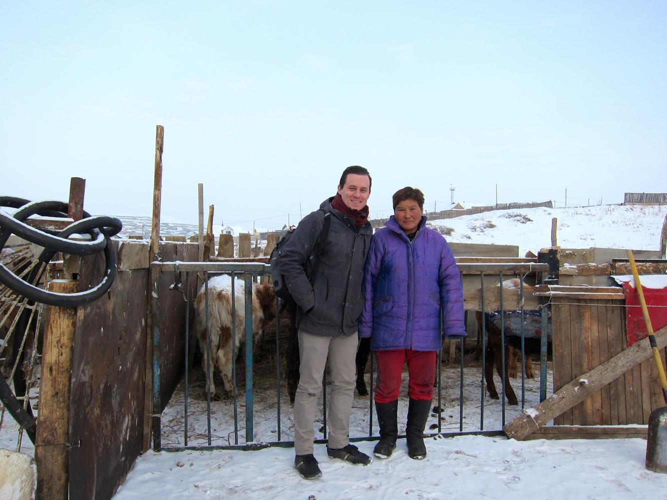 Mongolia: Darkhan