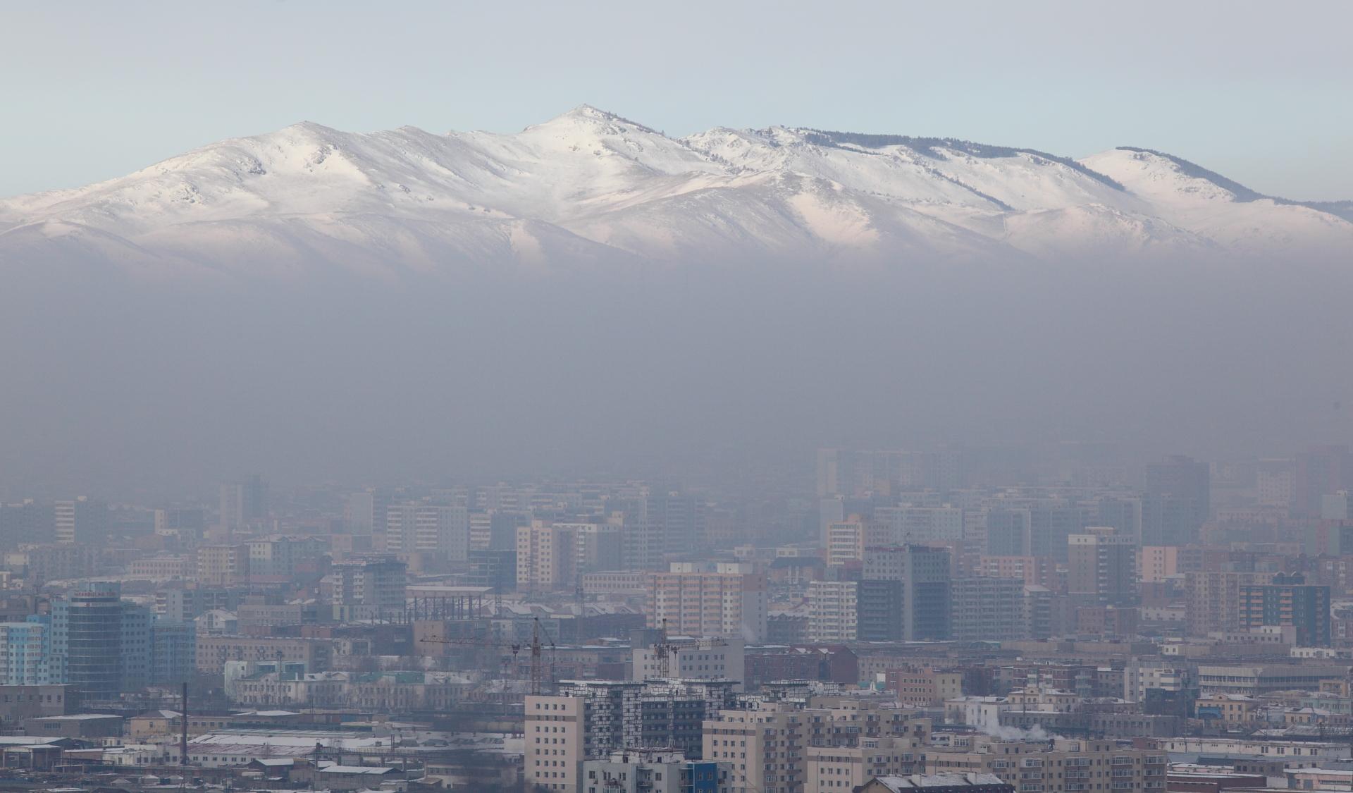 Mongolia: Air Pollution